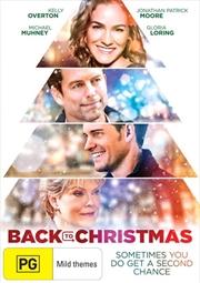 Back To Christmas | DVD