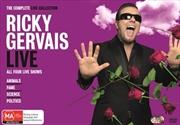 Ricky Gervais Boxset | DVD