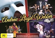 Andrew Lloyd Webber - Live Collection