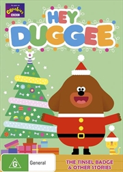 Hey Duggee - The Tinsel Badge
