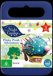 In The Night Garden - Pinky Ponk | DVD