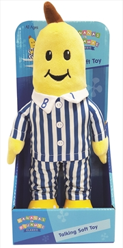 Bananas In Pyjamas 30cm Talkin
