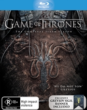 Game Of Thrones - Season 6 (EXCLUSIVE EDITION)