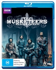 Musketeers - Series 3, The