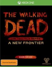 Walking Dead A New Frontier