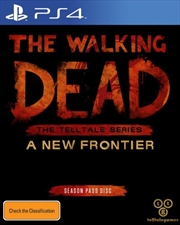Walking Dead A New Frontier