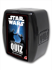 Star Wars Top Trumps Quiz | Merchandise