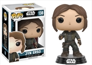 Star Wars: Rogue One - Jyn Erso Pop! Vinyl Figure | Pop Vinyl