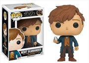 Newt Scamander (With Egg)