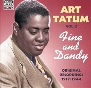 Art Tatum V2 Fine & Dandy