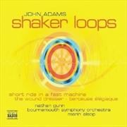 Shaker Loops | CD