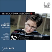 Works For Accordeon | CD