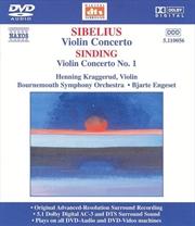 Violin Concerto / Violin Concerto 1 | CD