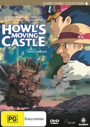Howl's Moving Castle: Special Edition