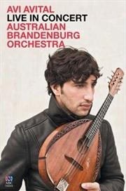 Live In Concert with Australian Brandenburg Orchestra | DVD