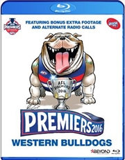 AFL - 2016 Premiers Western Bulldogs | Blu-ray