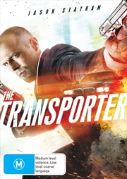 Transporter, The   DVD