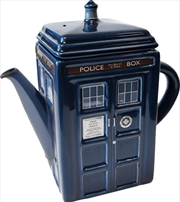 Doctor Who Tardis Tea Pot
