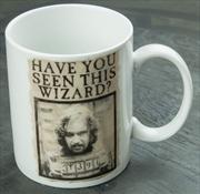Sirius Black Mug Shot Mug