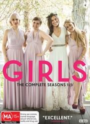 Girls - Season 1-5 | Boxset