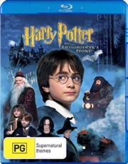 Harry Potter & The Philosophers Stone | Blu-ray