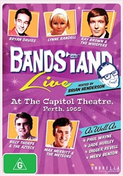 Bandstand: Live At The Capitol Theatre Perth