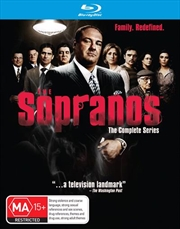 Sopranos - Complete Collection, The