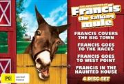 Francis The Talking Mule Boxset