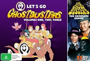 Ghostbusters Ultimate Collection | DVD
