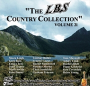 Lbs Country Coll: Vol 21 | CD