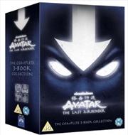 Avatar: Last Airbender: B1-B3 | DVD