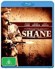 Shane: G 2013