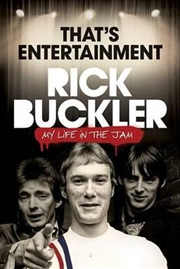 That's Entertainment: My Life in the Jam | Paperback Book