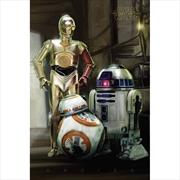 Star Wars: Droids Pstr