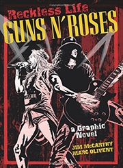 Reckless Life: Guns N Roses | Paperback Book