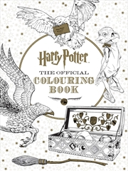 Harry Potter: Colouring Book