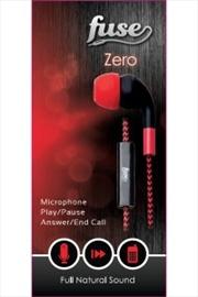 Fuse Zero: Red | Accessories