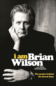 I Am Brian Wilson | Hardback Book