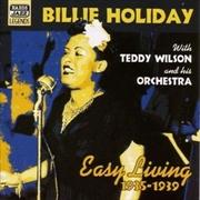 Billie Holiday-Easy Livin | CD