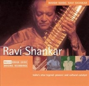 Rough Guide To Ravi Shankar