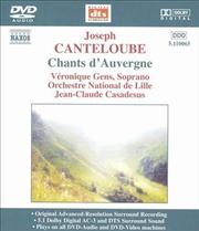 Chants Dauvergne | DVD