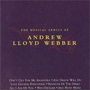 Musical Genius Of Andrew Lloyd   CD