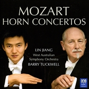 Mozart: Horn Concerto | CD