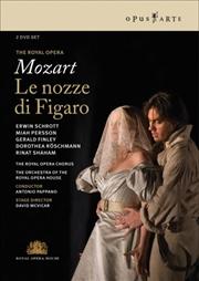 Mozart: Le Nozze Di Figaro | DVD