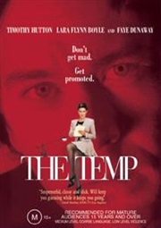 Temp, The | DVD