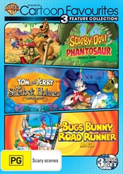 Scooby Doo/Tom and Jerry/Bugs Bunny