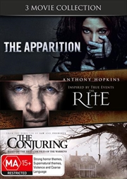 Apparition / The Conjuring / The Rite