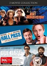 Incredible Burt Wonderstone / Hall Pass / Due Date, The | DVD