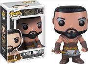 Khal Drogo | Pop Vinyl