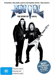 Story Of Anvil | DVD
